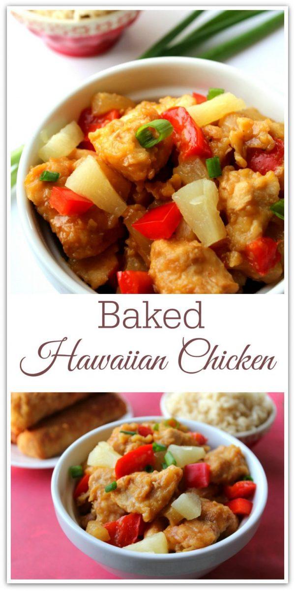Best Baked Hawaiian Chicken Recipe