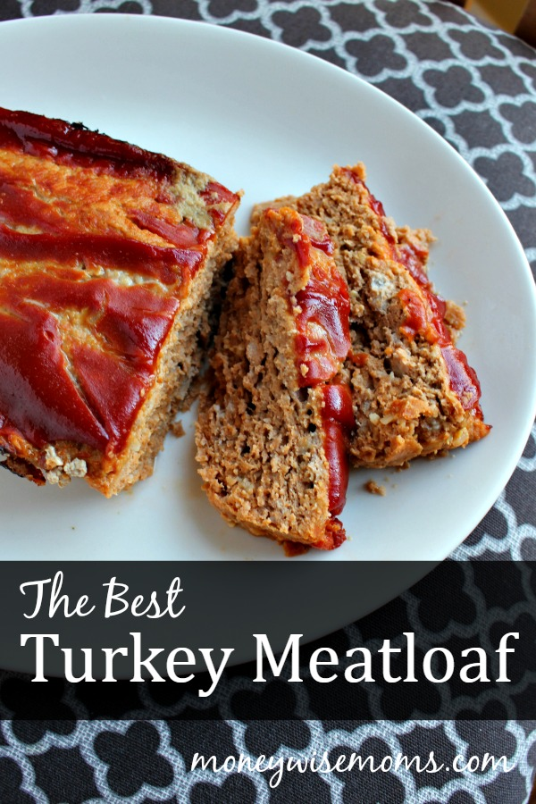 The Best Turkey Meatloaf  My family has tried so many different meatloaf recipes, and now we've decided this is The Best Turkey Meatloafwe have ever made! We added and subtracted ingredients to get it just right. Now it's one of our family favorite recipes.