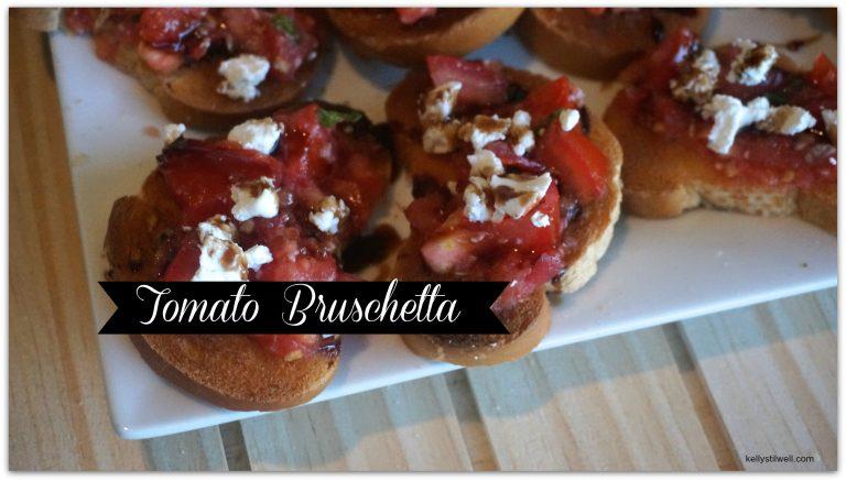 Best Bruschetta Recipe
