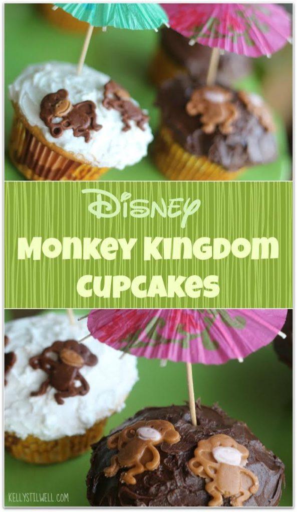 MonkeyKingdom Cupcakes