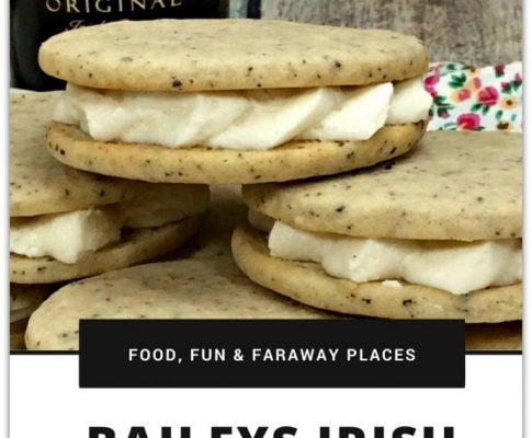 Baileys Irish Cream Coffee Cookie