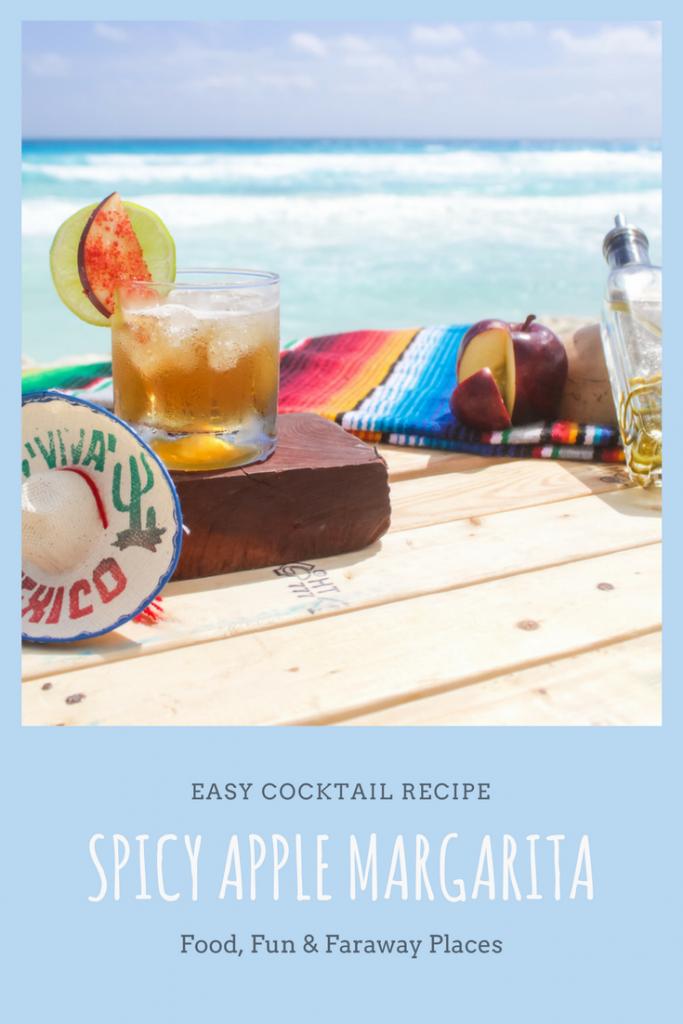 Spicy Apple Margarita Recipe